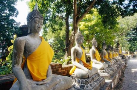 Буддистская медитация для победы над умом