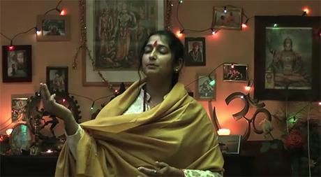 Смрити Чакраварти: говори с внутренней Вселенной (часть 1)