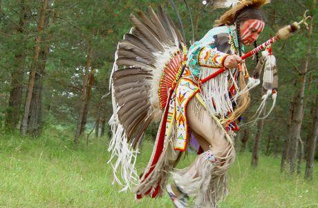 «Йога» североамериканских индейцев
