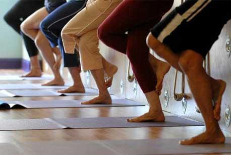 Йога-твист. Видео-урок от Тани Хван