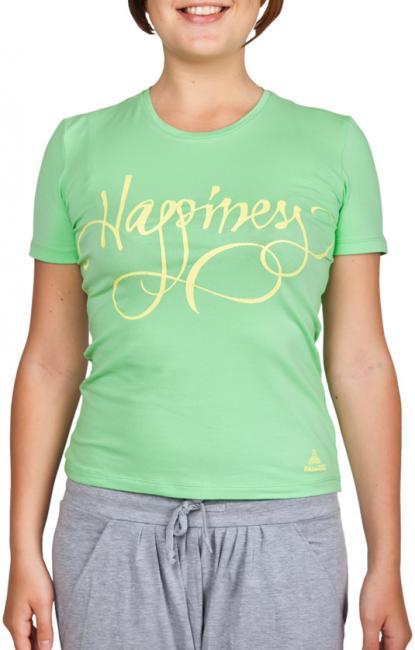Футболка Happiness :: Магазин Хануман.ру — товары для йоги