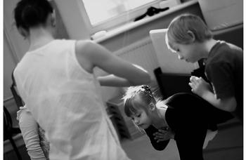 Йога помогает детям с ДЦП и синдромом Дауна